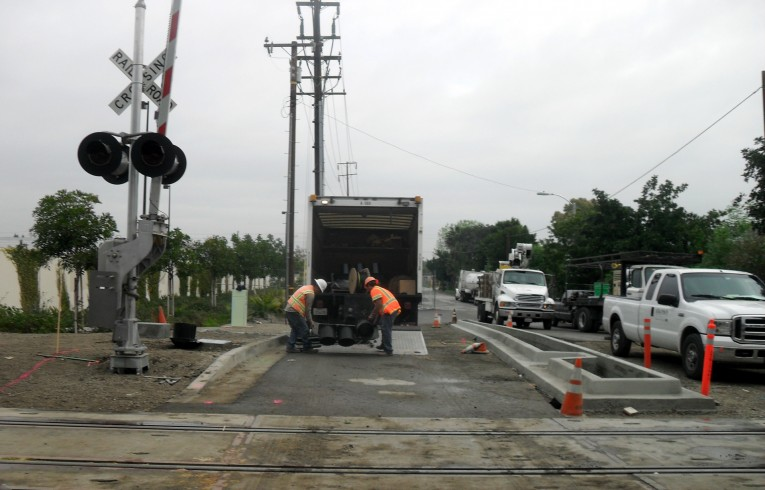 Rail Services offered by HLE in Riverside, California