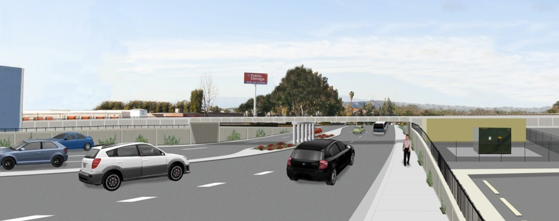 The Fairway Drive Grade Separation Project